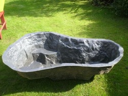 Fiberglass Pond Liners Koi Fish Ponds